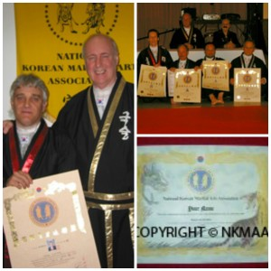 NKMAA Certification