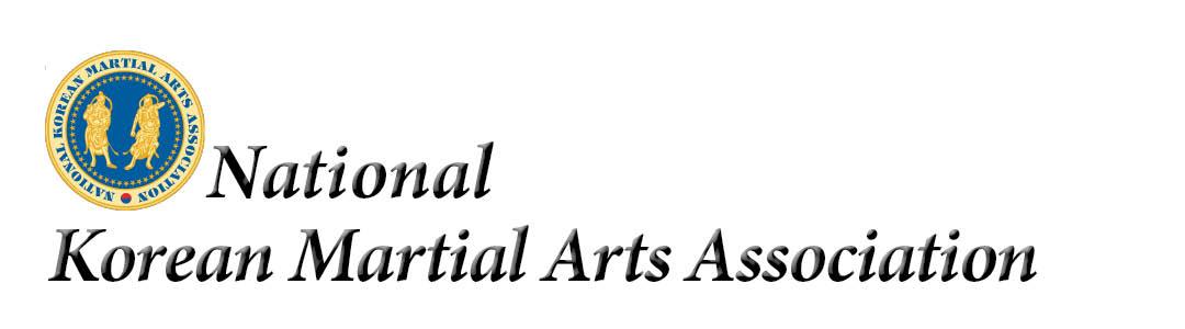 National Korean Martial Arts Association Logo